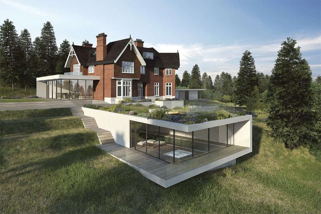 Studio 31- Planning Permission Terraced Garden Design Essex